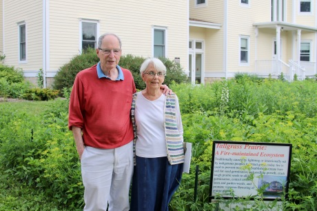 Bill and Carol Pollak